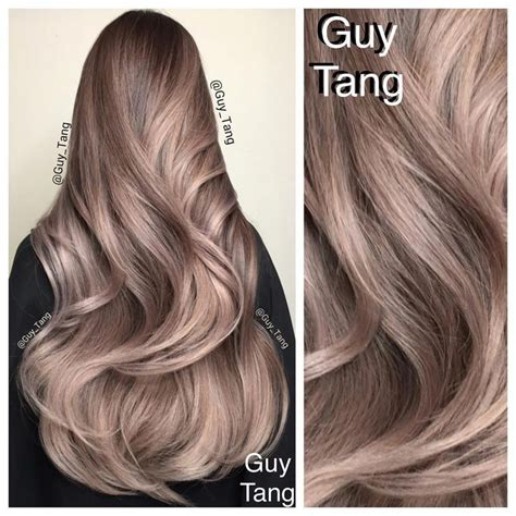 tang hair color 18 best hair color for clients images on