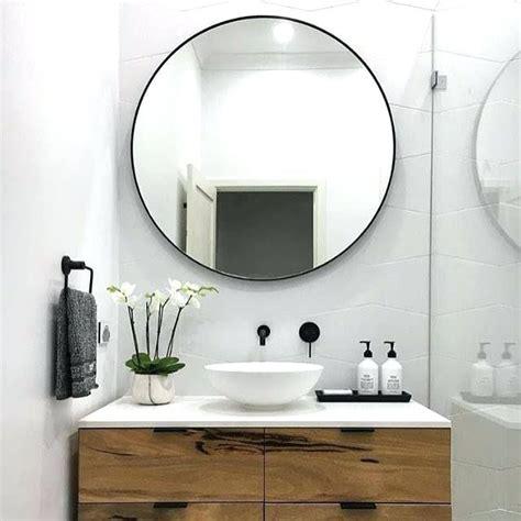 round bathroom wall mirrors round bathroom wall mirrors bathroom wall mirror large