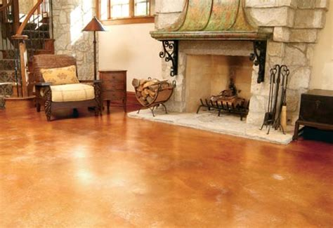 give floors  marbled makeover