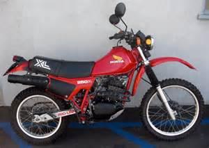 Honda Xl250r 1982 Honda Xl250r