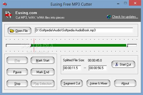 xin link download mp3 cutter download eusing free mp3 cutter 2 0 build 20130610 incl