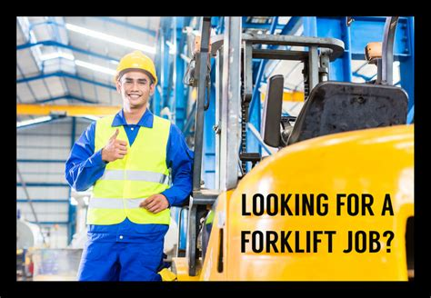 Warehouse Forklift Operator by Forklift Operator Assistance Employment Recruitment Services In Toronto Mississauga