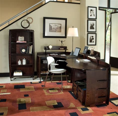 designing  decorating home office  smart  ideas