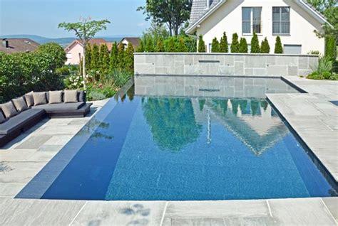 pool wasserfall selber bauen