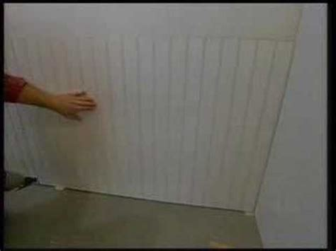 wainscoting installation tips - Beadboard Installation Tips