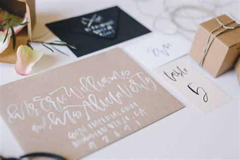 properly addressing wedding invitations how to properly address your wedding invites 002