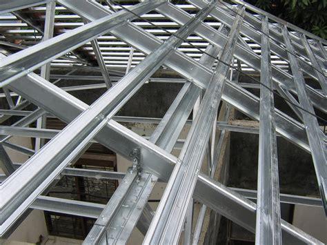 Harga Chanel Baja Ringan baja ringan pusat spesialis rangka atap baja