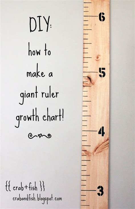 free printable height ruler image gallery large ruler