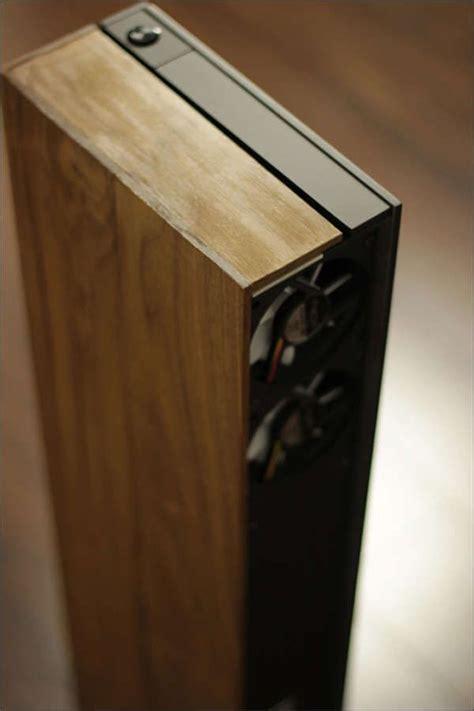 diy minimalist wooden computer diy computer case custom