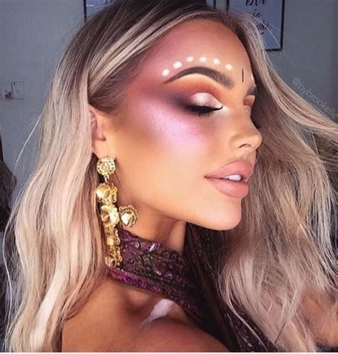 makeup festival festival makeup inspiration and the basics