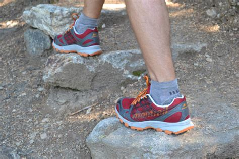 hiking boots vs trail runners trading post