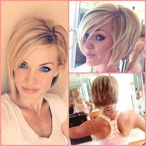 stacked asymmetrical haircut 35 short stacked bob hairstyles short hairstyles 2017