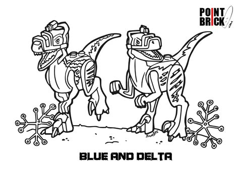 9 images of lego jurassic world t rex coloring pages
