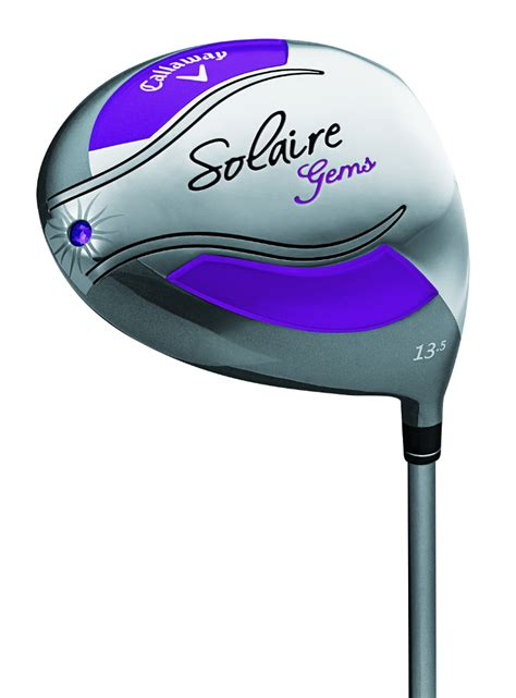 ladaires solaires callaway solaire gems amythyst purple 8 set discount prices for golf equipment