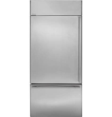 Ge Monogram Cooktop 36 Zics360nxlh Ge Monogram 174 36 Quot Built In Bottom Freezer