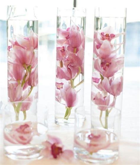 Blumen Im Einmachglas by Einmachglas Blumen Im Glas Fr 252 Hling Rosa Bl 252 Ten