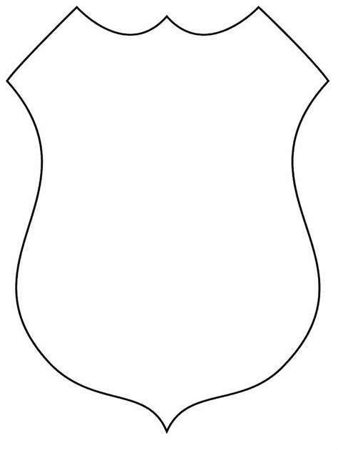 template for badges design your own sheriff badge