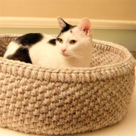 crochet cat bed best 25 crochet cat beds ideas on pinterest diy crochet
