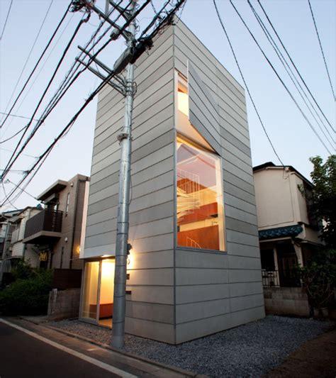 desain rumah sempit jepang tren terbaru model rumah modern sederhana desain rumah unik
