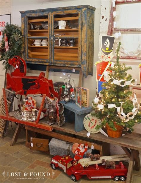 xmas antique booths vintage inspiration 164 lots of vintage decor knick of time