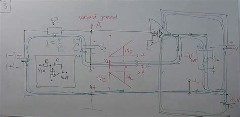rc integrator circuit op circuit idea how to make a rc integrator wikibooks open books for an open world