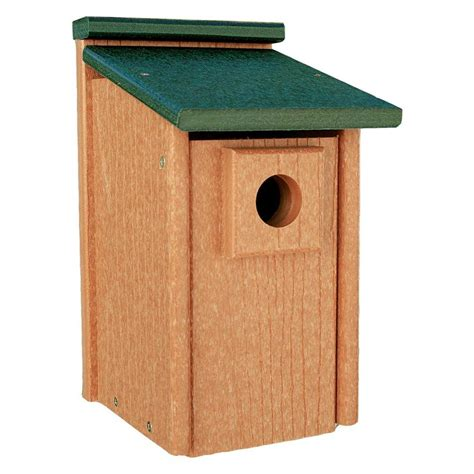 woodlink going green bluebird bird house ggbb the home depot