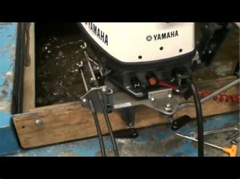 buitenboordmotor afstandsbediening afstandbediening voor de nieuwe yamaha f4b f5a en f6c