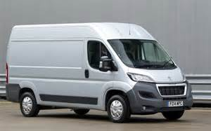 Peugeot Boxer Review New Peugeot Boxer Review Business Vans