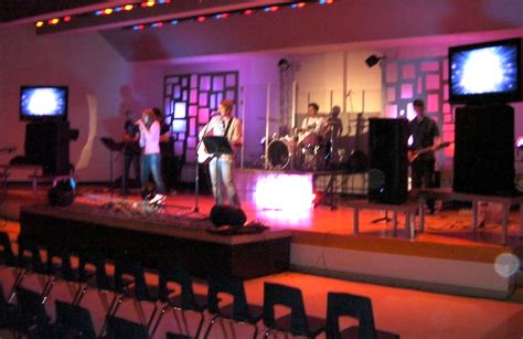 small stage lighting ideas pics for gt small church stage design