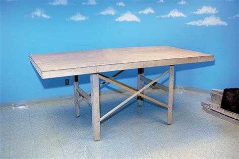 build a table for a small model railroad modelrailroader
