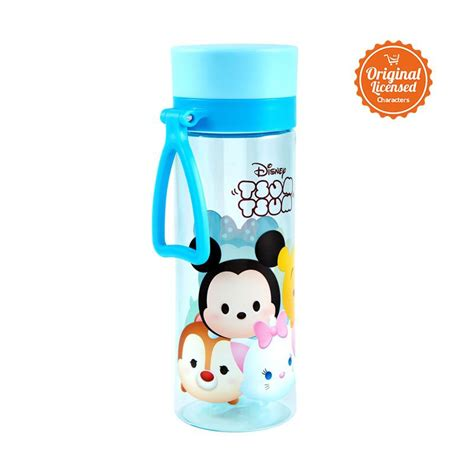 Botol Minum Disney Tsum Tsum 550ml jual disney tsum tsum water bottle blue tsth735 2