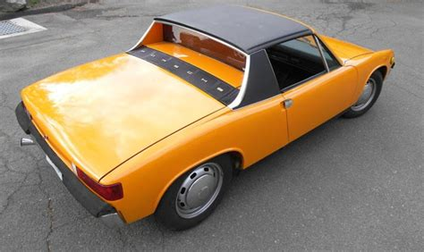 porsche orange paint code signal orange 1972 914 paint cross reference