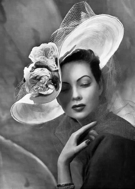30 s hat styles in the 1950s vintage everyday