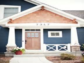 exterior house paint color for navy blue exterior paint color combinations craftsman