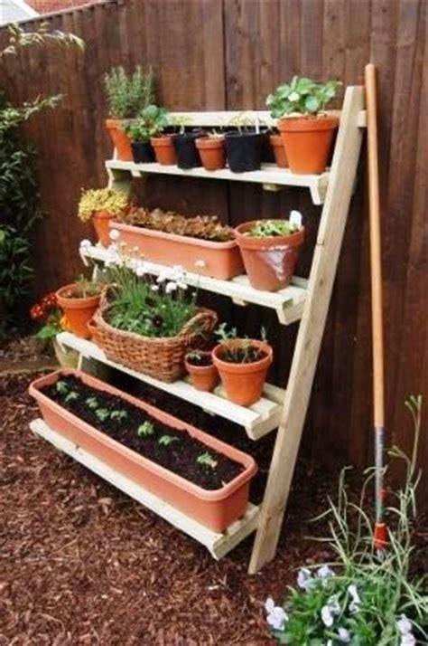 25 best garden shelves ideas on