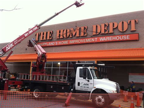 home depot hyattsville 28 images home depot builds