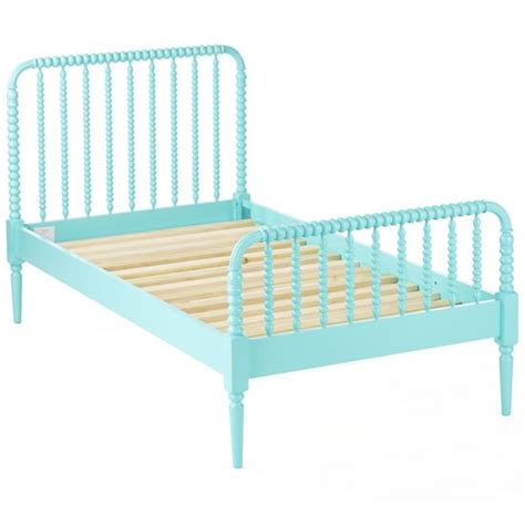 land of nod bed twin jenny lind bed azure the land of nod