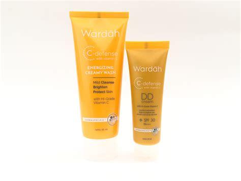 Harga Wardah Vitamin C wardah c defence dd daftar harga produk