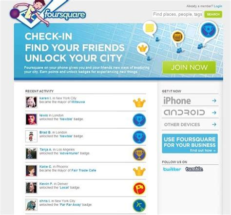 a location based social networking website for mobile devices foursquare alternatives 2017 top 10 business social networks