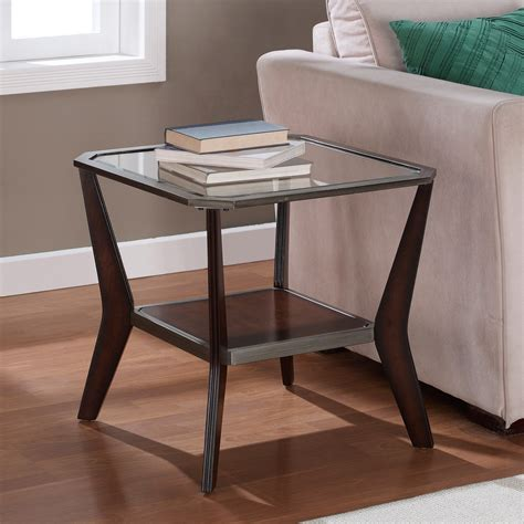 glass end tables for living room chic glass end tables for living room 56 for you awesome