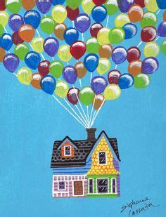 disney printable up house with balloons up movie house clipart clipart suggest