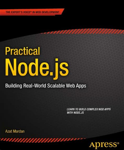 best node js books ebook node js