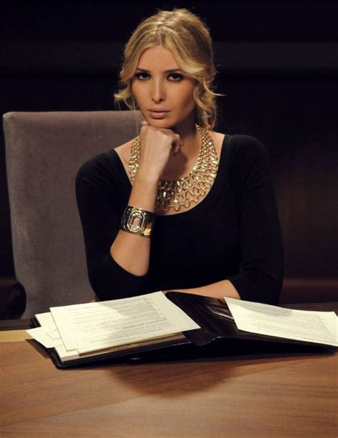 Ivanka Has by Image Detail For And A Global Real Estate Maven