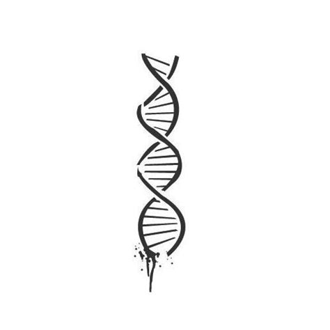 double helix tattoo designs 25 best ideas about dna on science