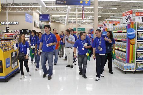 walmart international associates tour local walmart store