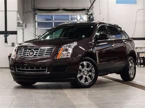 Cadillac 2015 Srx 2015 Cadillac Srx Awd Luxury Kelowna Columbia
