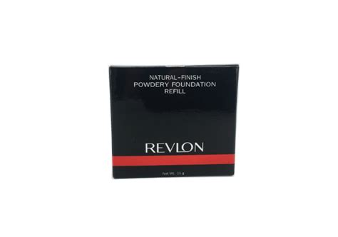 Refill Revlon review revlon powdery foundation refill yukcoba in