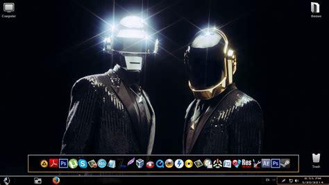 Kaos Band Daft Ram daft ram 2014 windows 7 theme