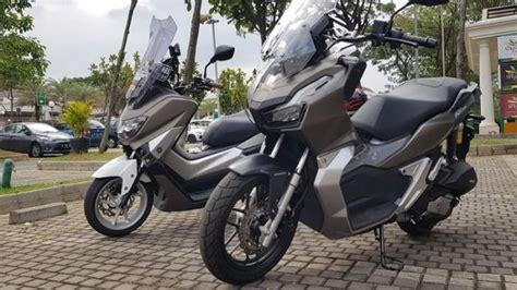 kedatangan honda adv  harga motor matik cc tetap tak