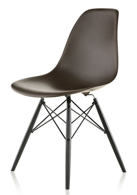 Eames Side Chair by Herman Miller Eames 174 Molded Plastic Side Chair Gr Shop